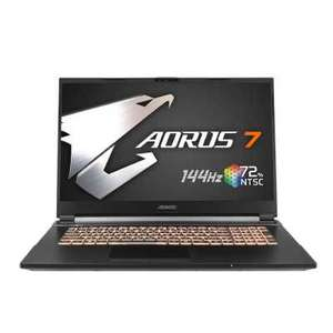 "Ноутбук 17.3"" GigaByte Aorus 7 SB 9RC47SB8BG4S1RU0000 i7 10750H/GTX 1660 Ti"