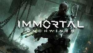 Steam ключ Immortal: Unchained в Humble за ₽22.99