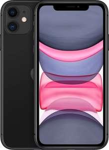 Смартфон Apple iPhone 11 128GB, черный