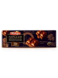 Шоколад горький Победа Вкуса 72% какао, 250 г