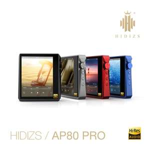 Mp3-плеер Hidizs AP80 PRO