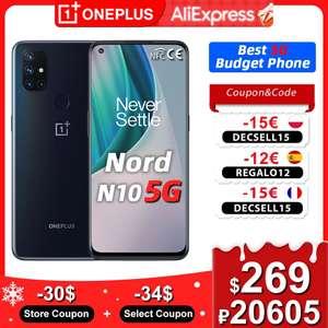 Смартфон Oneplus Nord N10 6+128 Гб