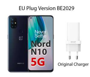 Распродажа смартфонов и наушников OnePlus (напр. OnePlus Nord N10 5G)