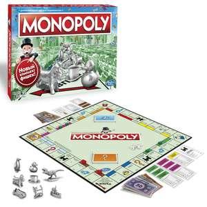 Классическая Монополия от Hasbro Games (723₽ с баллами)