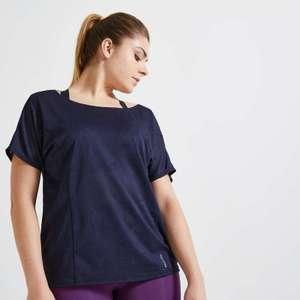 Распродажа одежды (напр. футболка 500 Domyos)