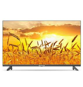 "Телевизор 32PL51STC-SM, 32"", HD, Smart TV, Wi-Fi, DVB-T2/S2, POLARLINE"