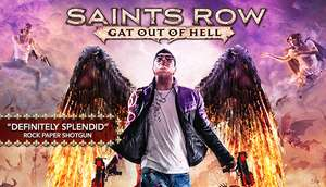 [PC] Saints Row: Gat out of Hell