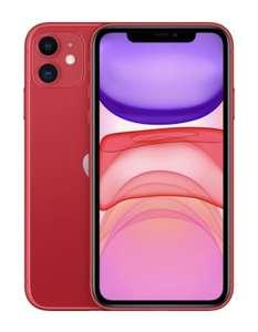 Смартфон Apple iPhone 11 64GB (полный комплект/красный)