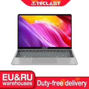 """Ноутбук Teclast F7 Plus (14,1"""", 8GB озу, 256 ГБ SSD, Intel Gemini Lake N4100, Windows 10)"""