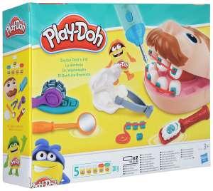 Набор игровой Плей-До Мистер Зубастик PLAY-DOH B5520