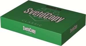 A4 бумага Svetocopy 500 листов по акции 3=2 (3 шт.)