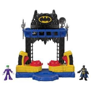 Набор игровой DC Super Friends Битва в Бэткейв от Mattel
