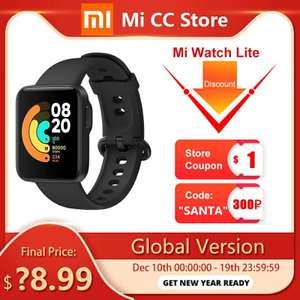 Смарт-часы Xiaomi Mi Watch Lite /GPS+ГЛОНАСС