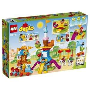 Конструктор LEGO DUPLO 10840 Большой парк аттракционов (Стоимость с монетками 2268 руб.)