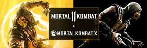 [PC] Mortal kombat 11 and Mortal Kombat X bundle