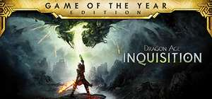 [PC] Dragon Age Inquisition – Game of the Year Edition