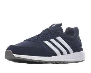 Кроссовки Adidas Retrorunner (натуральная замша + текстиль, р-ры с 38 по 48)
