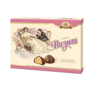 Конфеты в коробке Визит, Бабаевские, 215 гр. (при общей сумме заказа от 800₽)