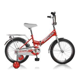 "[не везде] Велосипед детский Iron Fox Rider 18"""