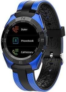 Умные часы JET Sport SW7 Blue