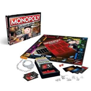 Монополия Большая Афера настольная игра