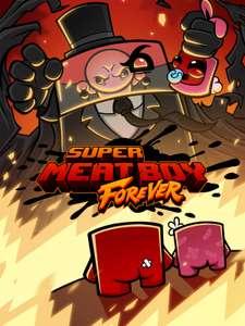 [PC] Super Meat Boy Forever (скидка за предзаказ)