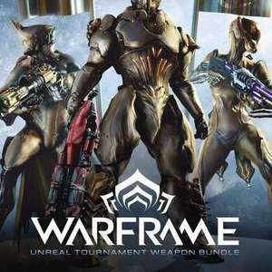 [PC] DLC: Warframe – Unreal Tournament Weapon Bundle бесплатно