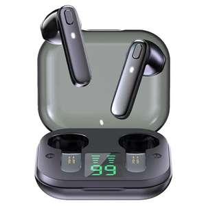 Tws Bluetooth наушники R20 с зарядным футляром