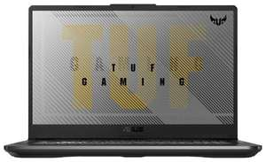 "Ноутбук ASUS TUF Gaming FX706II-H7048 17.3 "" AMD Ryzen 5 4600H 8+512 Гб"