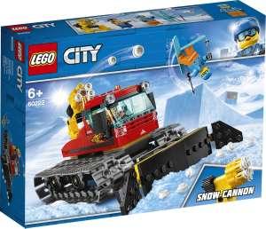 Конструктор LEGO City Great Vehicles 60222 Снегоуборочная машина
