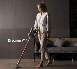 Dreame V11, беспроводной пылесос