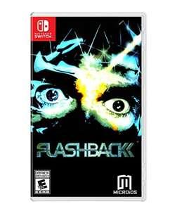[Nintendo switch] Flashback