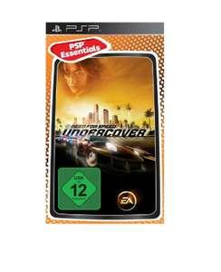 [PSP, русская версия] Need for Speed Undercover (Essentials)