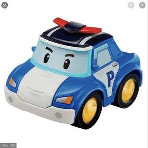 Машинка Полли из Робокаров