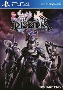 [PS4] Dissidia Final Fantasy NT