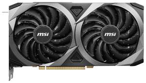 Видеокарта MSI GeForce RTX 3070 VENTUS 2X OC