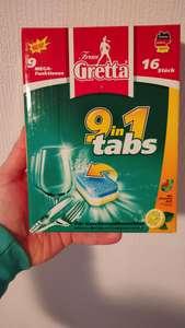[СПб] Таблетки для посудомоечной машины Frau Gretta 16 шт.