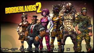 [PC, XBOX, PS4] 10 золотых ключей для Borderlands 2