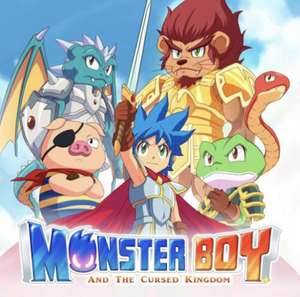 [Nintendo Switch] Monster Boy and the Cursed Kingdom