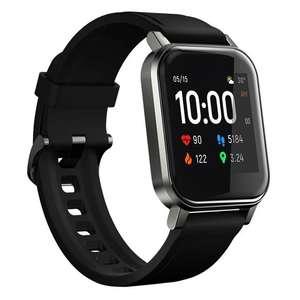 Умные часы Xiaomi Haylou LS02 черные