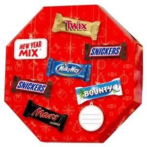 Набор конфет Mars Minis Mix, 352 г