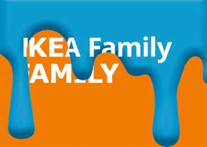 Специальные предложения для держателей карт IKEA Family (например, ЛИЛЛАБУ Паровоз на батарейках)
