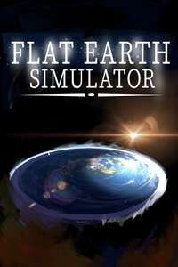 [PC] Flat Earth Simulator (симулятор плоской земли)