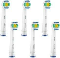 Насадка для зубной щетки Braun Oral-B EB18 3D White 4+2 шт.