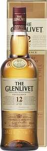 Односолодовый виски The Glenlivet, 12 летней выдержки 0.7 л