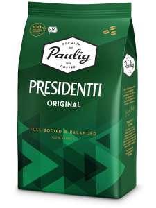 Кофе в зернах Presidentti Original 1 кг