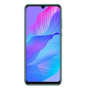 Смартфон Huawei Y8P 128 ГБ голубой,черный (при покупке в комплекте с картой памяти SanDisk Ultra microSDHC 32 ГБ)