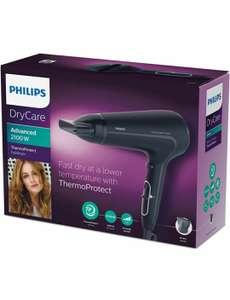 Фен Philips с технологией thermoprotect drycare advanced bhd169/00