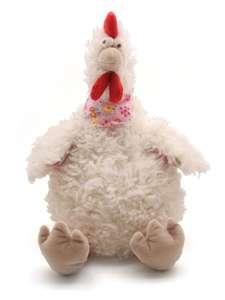 Петух Рикки игрушка мягкая Jackie Chinoco