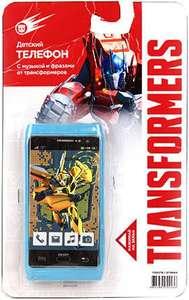 Развивающая игрушка Grand Toys Телефон Transformers